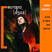 Joëlle Léandre: Joëlle Léandre at the LeMans Jazz Festival