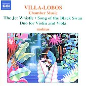 Villa-Lobos: Chamber Music / mobius
