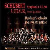 Philippe Entremont conducts Schubert and Strauss