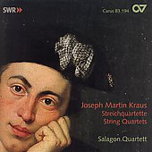 Joseph Martin Kraus: String Quartets / Salagon Quartet