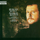 Purcell: Songs / Andrew Dalton, Uittenbosch