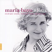 Mar&iacute;a Bayo Album - Handel, Mozart, Mart&iacute;n y Soler, etc
