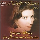 Chopin: Works for Piano and Orchestra / Vlaeva, et al
