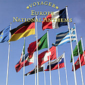 Various Artists: Voyager: Europe: National Anthems