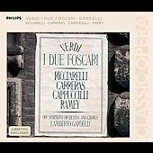 Verdi: I Due Foscari / Gardelli, Carreras, Ricciarelli