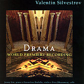 Silvestrov: Drama, etc / Dufallo, Dharamraj, Lin