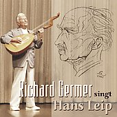 Richard Germer: Singt Hans Leip