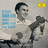 Original Masters - Julian Bream plays Dowland & Bach
