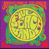 Chick Corea/John McLaughlin/Five Peace Band: Five Peace Band: Live