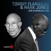 Hank Jones (Piano)/Ralph Flanagan/Tommy Flanagan: Live in Marciac 1993