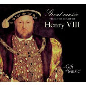 Great Music From The Court of Henry VIII [Box Set]