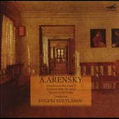 A. Arensky: Symphonies Nos. 1 and 2; Overture from the opera