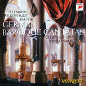Telemann, Buxtehude, Bach: German Baroque Cantatas