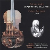 Antonio Vivaldi: Le Quattro Sagioni; Michele Biki Panitti: Aria