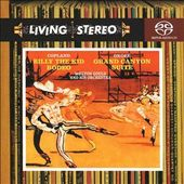 Copland: Billy the Kid; Rodeo; Grofe: Grand Canyon Suite [Hybrid SACD]