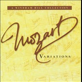 A Windham Hill Collection: The Mozart Variations