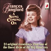 Frances Langford: Song Coming On
