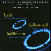 Bach: Toccata and Fugue; Thalben-Ball: Elegy; Bo&euml;llmann: Pri&egrave;re &agrave; Notre Dam&egrave;