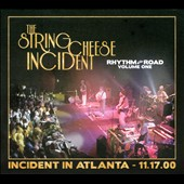 The String Cheese Incident: Rhythm of the Road, Vol. 1: Incident in Atlanta, 11.17.00 [Digipak] *