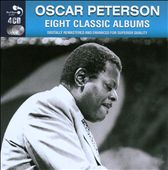 Oscar Peterson: Eight Classic Albums [Box]