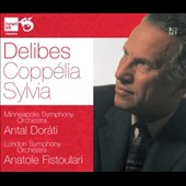 Delibes: Coppelia; Sylvia / Dorati, Fistoulari