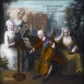 Porpora: Cantatas Nos. 7 - 12 (1735) / Iestyn Davies, countertenor
