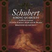 Schubert: String Quartets D 804, D 810 / Brandis Quartet