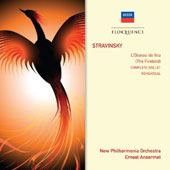 Stravinsky: The Firebird - Performance & Rehearsal / Ansermet