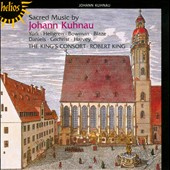 Kuhnau: Sacred Music / York, Hellgren, Bowman, Blaze
