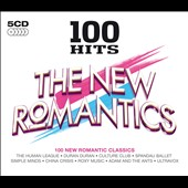 Various Artists: 100 Hits: The New Romantics [Slipcase]