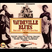Various Artists: Vaudeville Blues 1919-1941: Blues Links - Vaudeville & Rural Blues [Box]