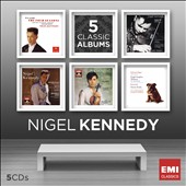 Five In One: Nigel Kennedy - Five Classic Albums