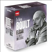 Sir Edward Elgar: The Complete EMI Recordings [19 CDs]