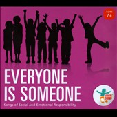 David Kisor: Everyone is Someone: Songs of Social and Emotional Responsibility [Digipak]