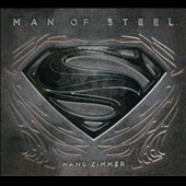 Man of Steel [Original Score] [Limited Deluxe Edition] / Music by Hans Zimmer
