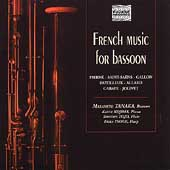French Music For Bassoon / Masahito Tanaka, et al