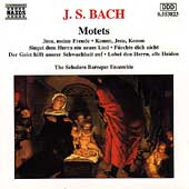 Bach: Motets / Scholars Baroque Ensemble