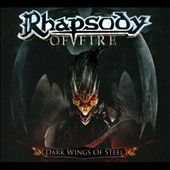 Rhapsody of Fire: Dark Wings of Steel [Digipak]