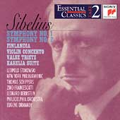 Take 2 - Sibelius: Symphonies no 1, 2, etc /Stokowski, et al
