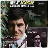 Anthony Newley: Newley Recorded & Who Can I Turn To