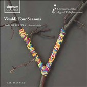 Vivaldi: Four Seasons / Orch. Of the Age of Enlightenment