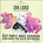 Various Artists: Celebrating Jon Lord: The Rock Legend