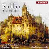 Kuhlau: Overtures / Schonwandt, Danish National Radio SO