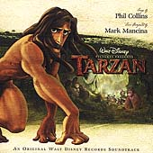 Mark Mancina/Phil Collins: Tarzan [1999] [Original Motion Picture Soundtrack]