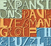 David Liebman/Expansions: the Dave Liebman Group: The Puzzle [Digipak] *