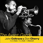 Don Cherry (Trumpet)/John Coltrane: The Avant-Garde