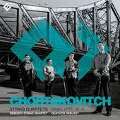 Shostakovitch: String Quartets Nos. 11, 8, 5 / Debussy String Quartet