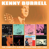 Kenny Burrell: The Complete Albums Collection 1957-1962