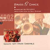 Brass and Dance - Music from the Early Baroque / Edward Tarr