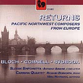 Returns - Pacific Northwest Composers from Europe